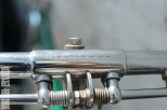 Mexican Benotto handlebar detail.