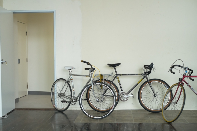Employee Bike Storage