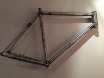 Custome Stinner Frame, unpainted.