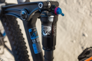 2015 Hei Hei Deluxe rear shock detail