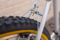 Surly Long Haul Trucker Rear Brake Straddle Detail