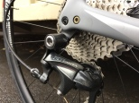 2017 Specialized Ruby Expert Ultegra Rear Derailleur Detail