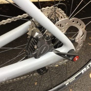 2017 Specialized Ruby Expert Hydraulic Disc Brake Detail