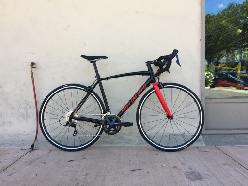 2017 Specialized Allez E5 Sport