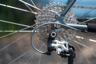 1994 Bridgestone MB-1 rear derailleur detail