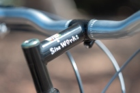 1994 Bridgestone MB-1 stem detail