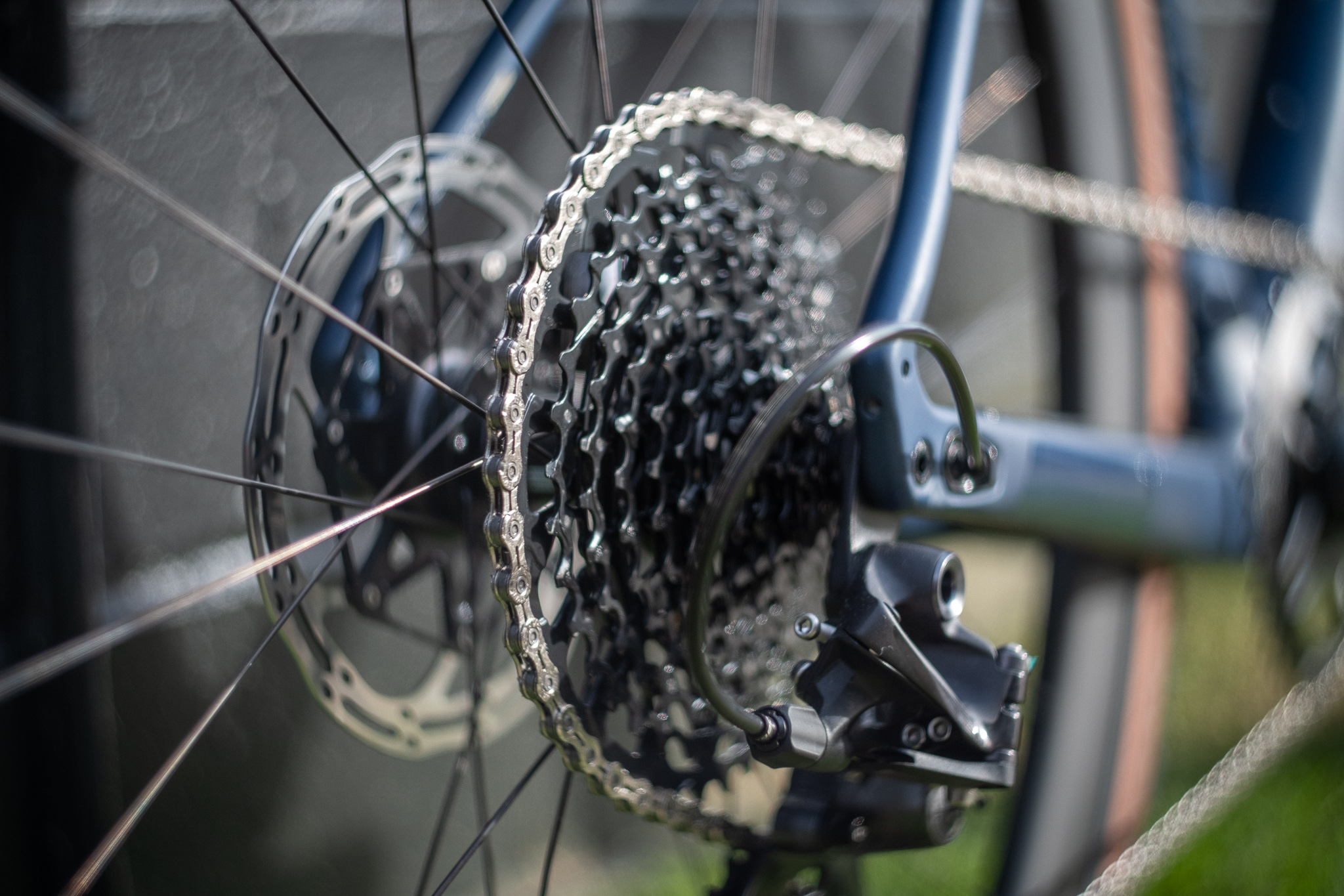 2020 Specialized Diverge Comp X1 rear derailleur detail