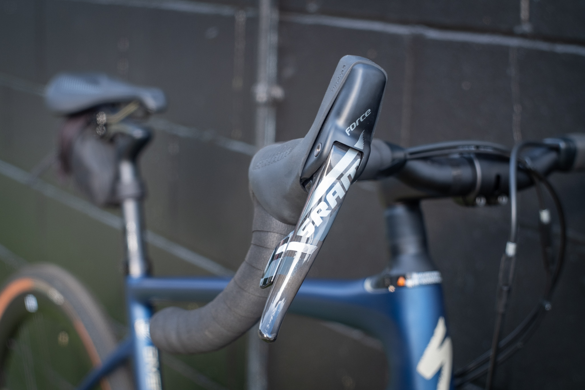 2020 Specialized Diverge Comp X1 shifter detail